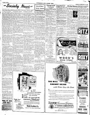 The Courier News from Blytheville, Arkansas on February 10, 1948 · Page 4