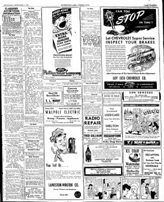 The Courier News from Blytheville, Arkansas on September 3, 1947 · Page 13