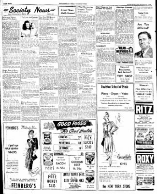 The Courier News from Blytheville, Arkansas on September 4, 1947 · Page 4