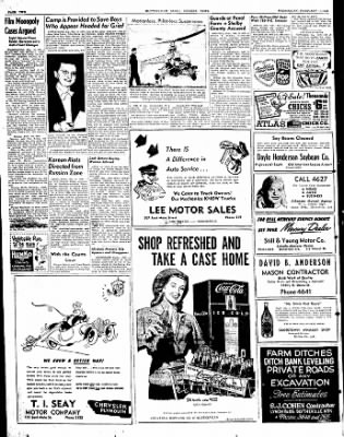 The Courier News from Blytheville, Arkansas on February 11, 1948 · Page 2