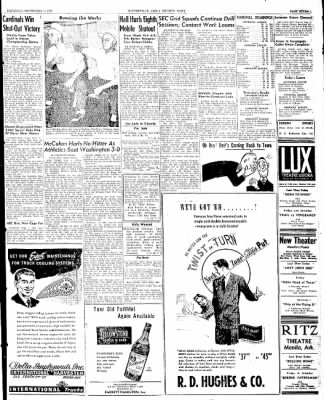 The Courier News from Blytheville, Arkansas on September 4, 1947 · Page 7