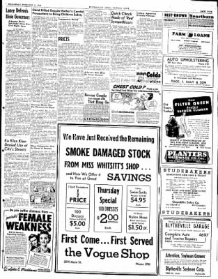 The Courier News from Blytheville, Arkansas on February 11, 1948 · Page 5