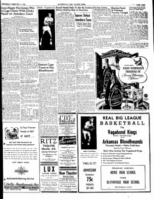 The Courier News from Blytheville, Arkansas on February 11, 1948 · Page 9