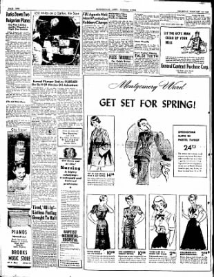 The Courier News from Blytheville, Arkansas on February 12, 1948 · Page 2
