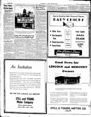 The Courier News from Blytheville, Arkansas on February 12, 1948 · Page 10