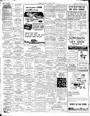 The Courier News from Blytheville, Arkansas on February 12, 1948 · Page 14