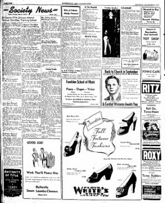 The Courier News from Blytheville, Arkansas on September 6, 1947 · Page 4