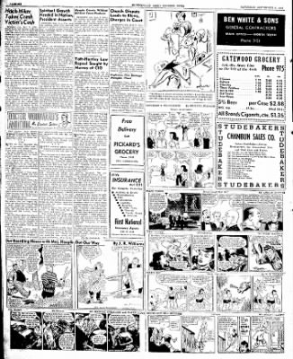 The Courier News from Blytheville, Arkansas on September 6, 1947 · Page 6