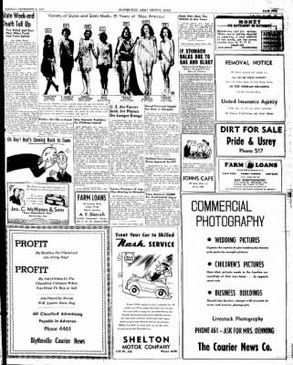 The Courier News from Blytheville, Arkansas on September 8, 1947 · Page 5