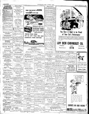 The Courier News from Blytheville, Arkansas on February 13, 1948 · Page 8