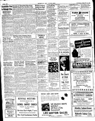 The Courier News from Blytheville, Arkansas on February 14, 1948 · Page 2