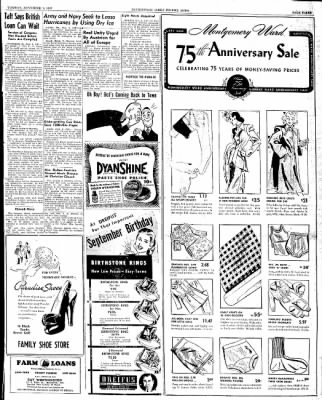 The Courier News from Blytheville, Arkansas on September 9, 1947 · Page 3
