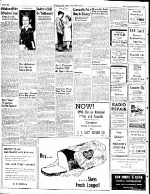 The Courier News from Blytheville, Arkansas on February 14, 1948 · Page 6