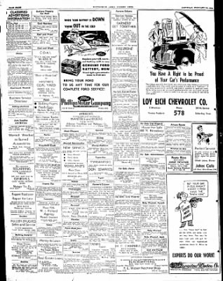 The Courier News from Blytheville, Arkansas on February 14, 1948 · Page 8