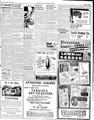 The Courier News from Blytheville, Arkansas on February 16, 1948 · Page 3