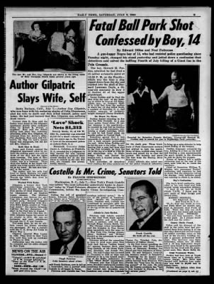 Daily News from New York, New York on July 8, 1950 · 3