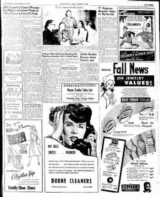 The Courier News from Blytheville, Arkansas on September 10, 1947 · Page 2