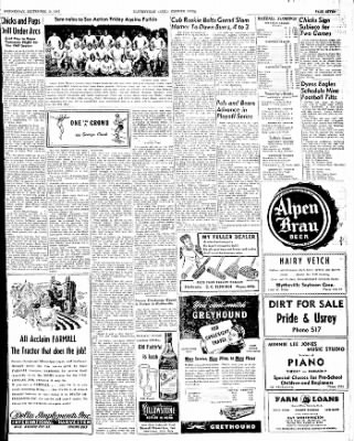 The Courier News from Blytheville, Arkansas on September 10, 1947 · Page 6