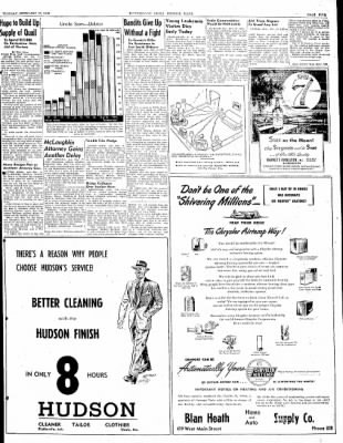 The Courier News from Blytheville, Arkansas on February 17, 1948 · Page 5