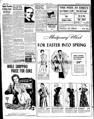 The Courier News from Blytheville, Arkansas on February 18, 1948 · Page 2