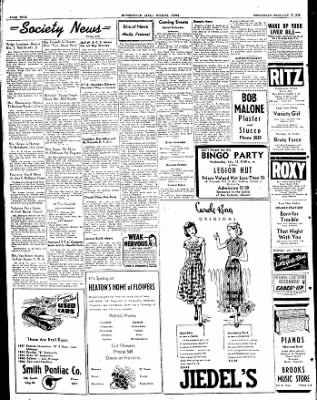The Courier News from Blytheville, Arkansas on February 18, 1948 · Page 4