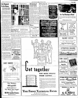 The Courier News from Blytheville, Arkansas on September 12, 1947 · Page 9