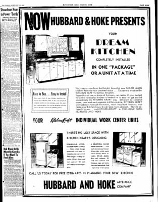 The Courier News from Blytheville, Arkansas on February 19, 1948 · Page 9