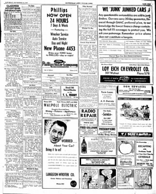 The Courier News from Blytheville, Arkansas on September 13, 1947 · Page 9