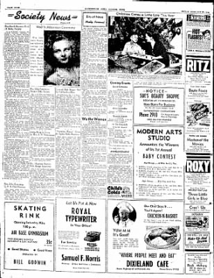The Courier News from Blytheville, Arkansas on February 20, 1948 · Page 4