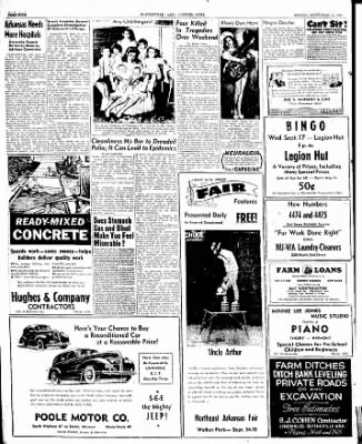 The Courier News from Blytheville, Arkansas on September 15, 1947 · Page 3