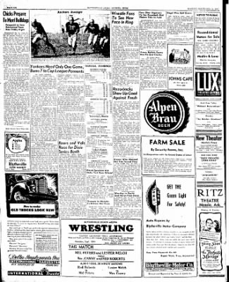 The Courier News from Blytheville, Arkansas on September 15, 1947 · Page 4