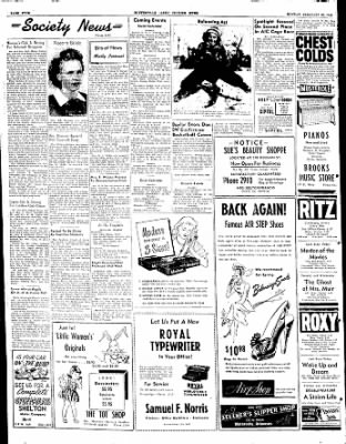 The Courier News from Blytheville, Arkansas on February 23, 1948 · Page 4