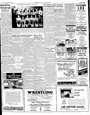 The Courier News from Blytheville, Arkansas on February 23, 1948 · Page 7