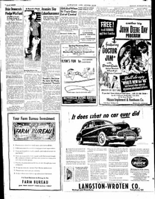 The Courier News from Blytheville, Arkansas on February 23, 1948 · Page 8