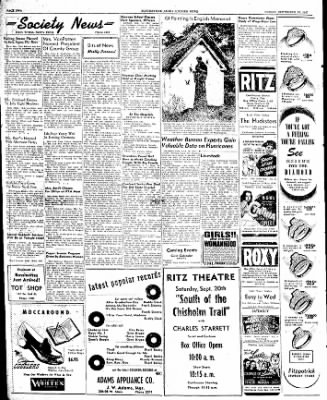 The Courier News from Blytheville, Arkansas on September 19, 1947 · Page 2