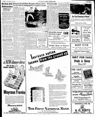 The Courier News from Blytheville, Arkansas on September 19, 1947 · Page 9