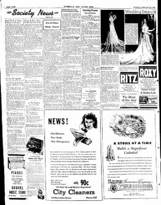 The Courier News from Blytheville, Arkansas on February 24, 1948 · Page 4