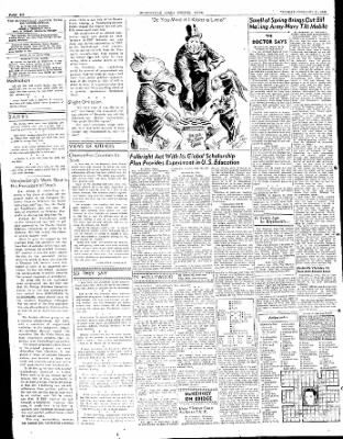 The Courier News from Blytheville, Arkansas on February 24, 1948 · Page 6