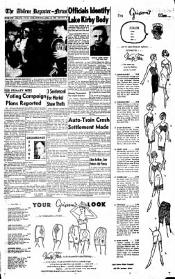Abilene Reporter-News from Abilene, Texas on April 17, 1962 · Page 13