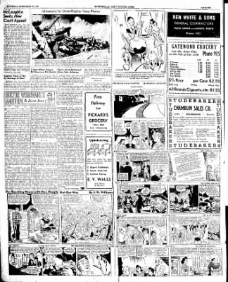 The Courier News from Blytheville, Arkansas on September 20, 1947 · Page 6