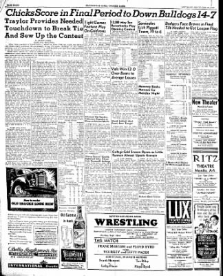 The Courier News from Blytheville, Arkansas on September 20, 1947 · Page 8