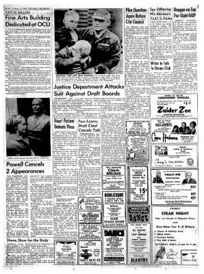 The Daily Oklahoman from Oklahoma City, Oklahoma on January 13, 1968 · 8