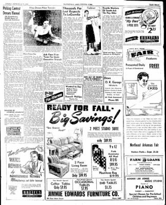 The Courier News from Blytheville, Arkansas on September 22, 1947 · Page 3