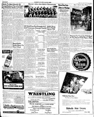 The Courier News from Blytheville, Arkansas on September 22, 1947 · Page 8