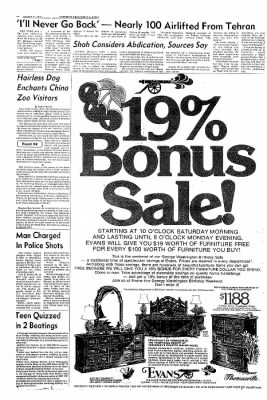 The Daily Oklahoman From Oklahoma City, Oklahoma On February 17, 1979 · 22