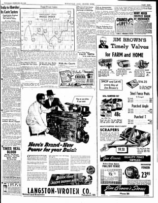 The Courier News from Blytheville, Arkansas on February 26, 1948 · Page 9