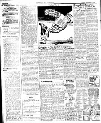 The Courier News from Blytheville, Arkansas on September 23, 1947 · Page 8
