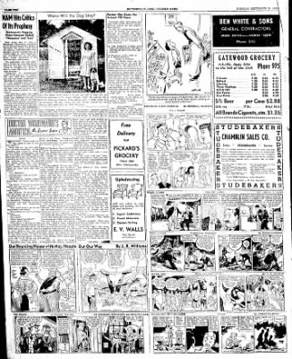 The Courier News from Blytheville, Arkansas on September 23, 1947 · Page 10