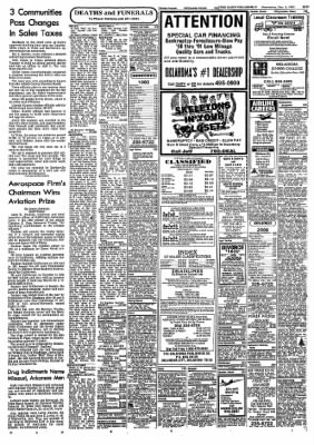 The Daily Oklahoman from Oklahoma City, Oklahoma on December 5, 1990 · 35