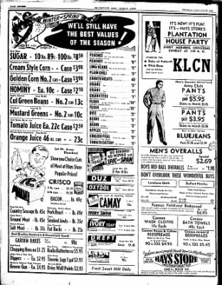 The Courier News from Blytheville, Arkansas on February 26, 1948 · Page 16